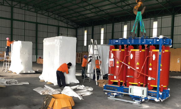 FPT Global Shrink wrapping thailand
