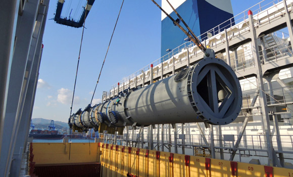 FPT Global project logistics