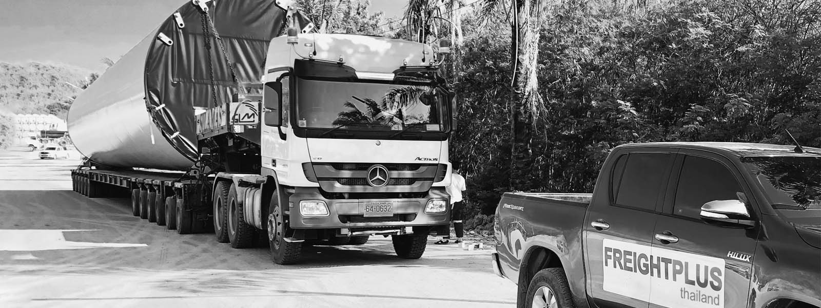 FPT Global Transporting WTG Tower