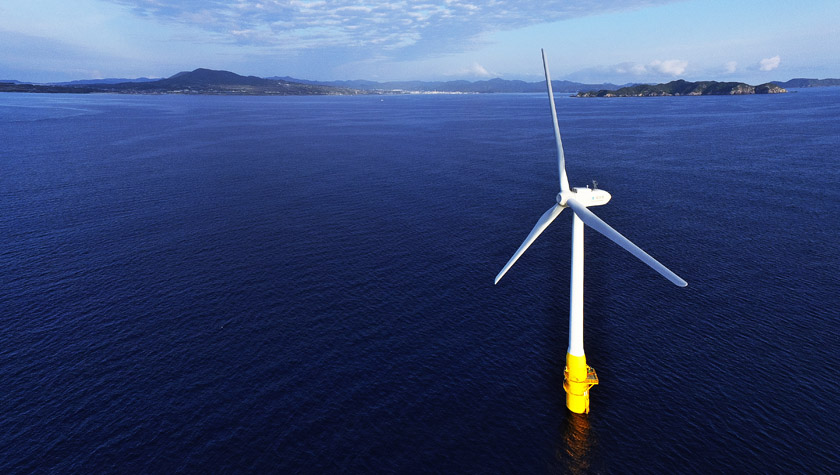 Japan Wind Power Association Form New Task Force for Offshore Wind
